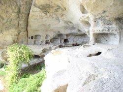 Пещерный город Кыз-Кермен