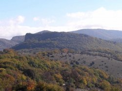 Гора Сандык-Кая