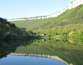 Озеро на Мангупе1