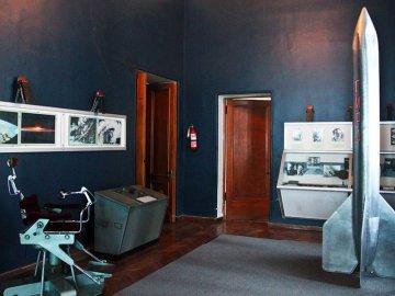 Музей космонавтики в Артеке