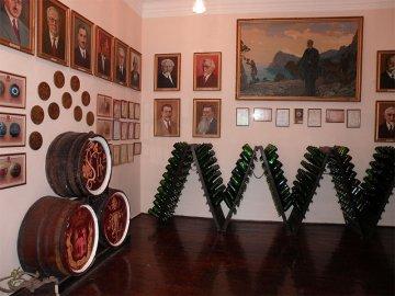 Дом-музей шампанских вин в Новом Свете