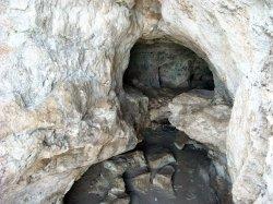 Внутри змеиной пещеры