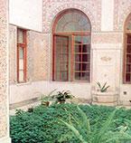 Арабский дворик