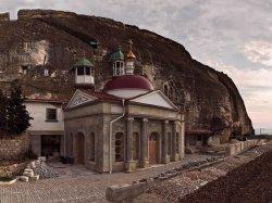 Инкерманский пещерный монастырь