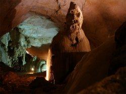 Внутри пещеры «Эмине Баир Хосар»