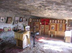 Пещерный монастырь Челтер-Мармара