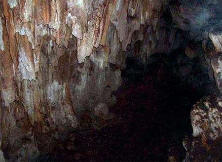 Солдатская пещера (Крым, Белогорский р-н)