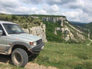 Джип туры по Крыму