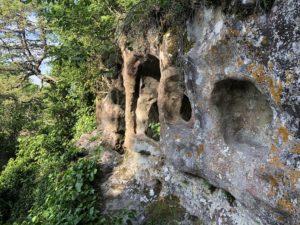 Пещерный город Мангуп Кале в Крыму